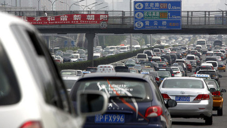 100-km Chinese traffic jam enters Day 9 | Societal Resilience, Mobility, Living, Logistics, Infrastructure | Scoop.it