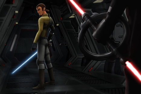 'Star Wars Rebels': Animated series trailer arrives for May the Fourth | MOVIES VIDEOS & PICS | Scoop.it