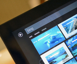 The Bing operating system: Microsoft bets on deep search integration to beat ... - The Verge | milestone 3 | Scoop.it