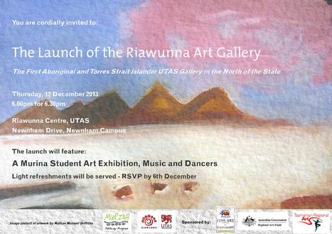 Riawunna Art Gallery Launch | CFNP North | Scoop.it