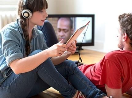 Social media blazen televisie nieuw leven in | Doeland's Digitale Wereld | Scoop.it