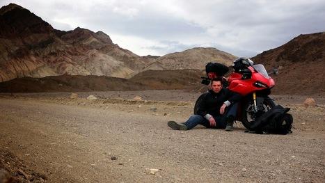 DENNIS MATSON'S DUCATI 1199 PANIGALE ADVENTURE | Vintage Motorbikes | Scoop.it