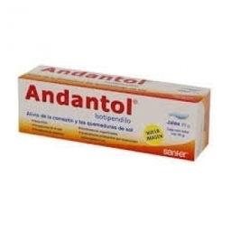 Buy Andantol Gel, Treats punctures of insects, salpullido, itching and allergy- The Mexica Pharma | Health And Medicine | Scoop.it