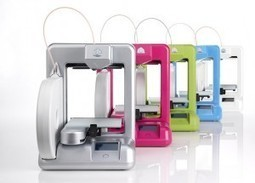 3D Systems: Revolutionary, but Also Overbought   3-D printing technology   Scoop.it