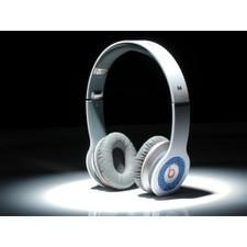 Beats by Dr. Dre Solo Diamond Blue Headphones White On sale Beats190 | Cheap beats by dre diamond | Scoop.it