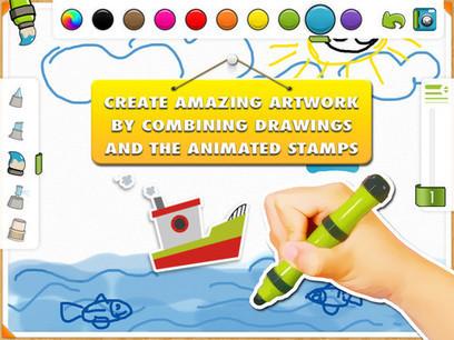 ArtSee Studio: converteix l'iPad en un estudi d'art interactiu | Petits Clicks | IPAD, un nuevo concepto socio-educativo! | Scoop.it