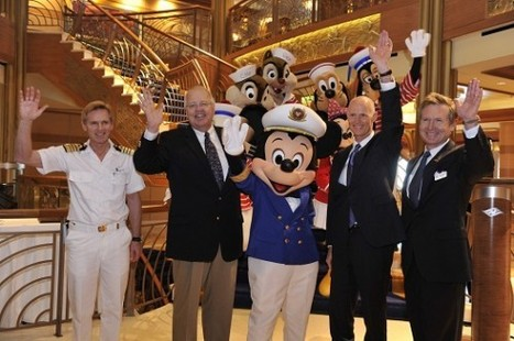 Disney's newest ship will call Port Canaveral home and brings positive economic impact | disney | Scoop.it