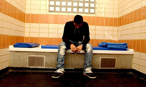 Scandal of putting mentally ill children in police cells must end, says MP | Autism | Scoop.it
