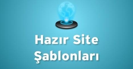Hazır Site Şablonları | hazır site şablonları | Scoop.it