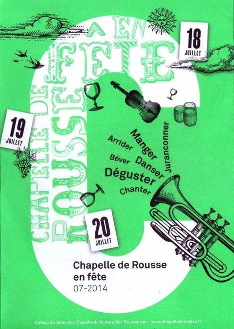 Fêtes de Chapelle de Rousse 2014   vue sur les Pyrenees   Scoop.it
