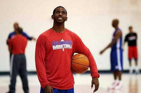 Chris Paul's first day at Clippers practice - latimes.com | Winning The Internet | Scoop.it