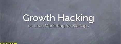 Which Is Better For Startups? Growth Hacking or Lean Marketing? | n2euro | Scoop.it
