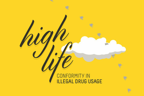 High Life: Illegal Drugs and Conformity [Infographic] | 12 Keys Rehab Center Blog | Which Jobs Lead to Substance Abuse? | Scoop.it