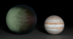 Alien world: Scientists generate first map of clouds on an exoplanet ... | GBN News | Scoop.it