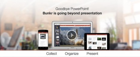 Bunkr : la start-up française qui veut tuer PowerPoint | François MAGNAN  Formateur Consultant | Scoop.it