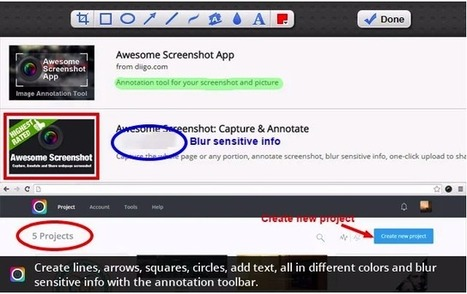 The Best 4 Chrome Apps for Taking Screenshots | Bon APPétit! | Scoop.it