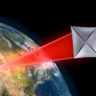 [Espace] Stephen Hawking présente son nano-vaisseau 1000 fois plus rapide que nos fusées actuelles | Agence Smith | Scoop.it