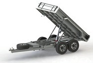Tipper Trailers - Trailerco.com.au | Trailerco | Scoop.it