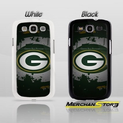 Green Bay Packers NFL Team Logo Samsung Galaxy S3 Case | Samsung Galaxy S3 Case | Scoop.it