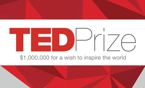 10 TED Prizes, to help inspire new ideas | ☼ Ideas To Make Us Think | Scoop.it