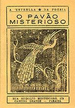 Misterious peacock – when cordel literature seduced the country   Literatura de Cordel   Scoop.it