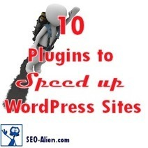 10 Plugins to Speed up WordPress Websites | Allround Social Media Marketing | Scoop.it