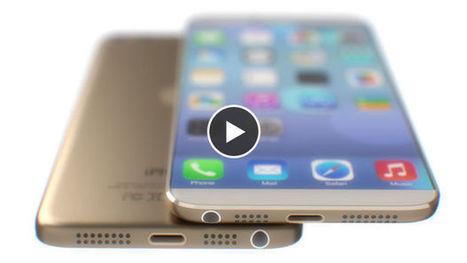 iPhone 6 : sortie du smartphone en septembre et nouvelle densité d ... - Gentside | iphone 6 | Scoop.it