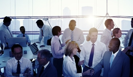 7 laws to master networking   All about Business   Scoop.it