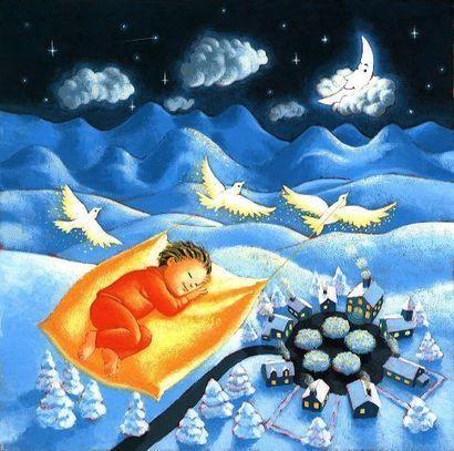 Gabriel au pays du sommeil : un livre exceptionnel | Relaxation Dynamique | Scoop.it