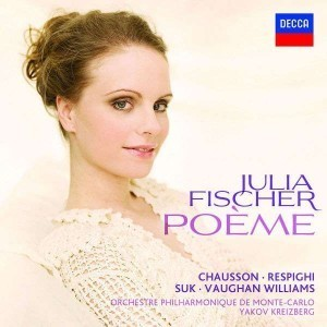 Interview from Julia Fischer on 'Poème' | Violins | Scoop.it