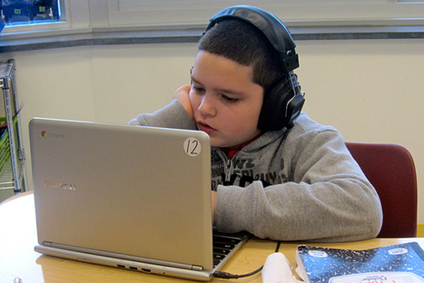 Technology offers special help in special ed - The Hechinger Report   Anytime Anywhere Learning   Scoop.it
