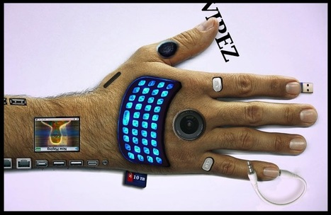 People plus: is transhumanism the next stage in our evolution? | Far Horizons | Scoop.it