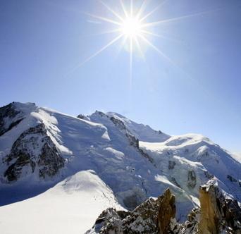 L'altitude du Mont Blanc révisée à 4.810,02 mètres | montagne | Scoop.it