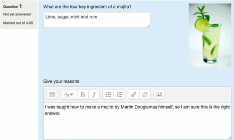 Quiz Plugin: Deferred Feedback with an Opportunity to Explain | Moodle i Mahara | Scoop.it
