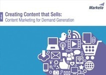Demand Generation & Content Marketing Strategy Guide – Marketo.com | Field Marketing for the 21st Century | Scoop.it