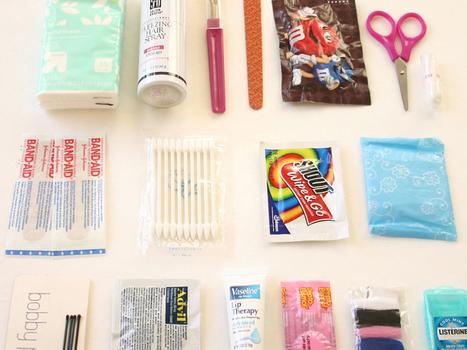 DIY or Buy: Day-Of Emergency Kit | Tips for brides | Scoop.it