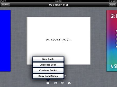 Building Collaborative eBooks on an iPad via DropBox and Book Creator App | Litteris | Scoop.it