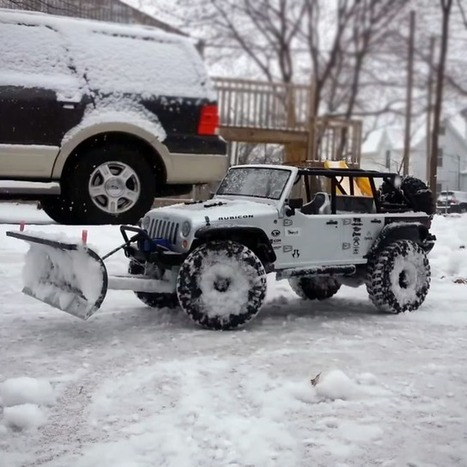 RC Jeep Wrangler   Shut up and take my money!   Scoop.it