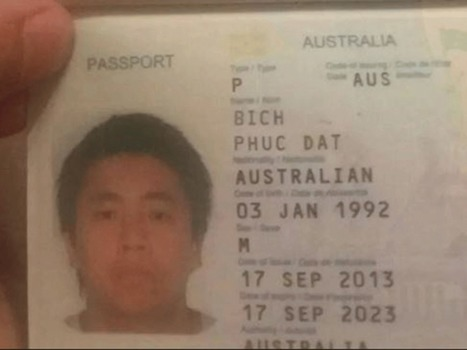 Phuc Dat Bich posts his passport to Facebook to prove his name is real | Quite Interesting News | Scoop.it