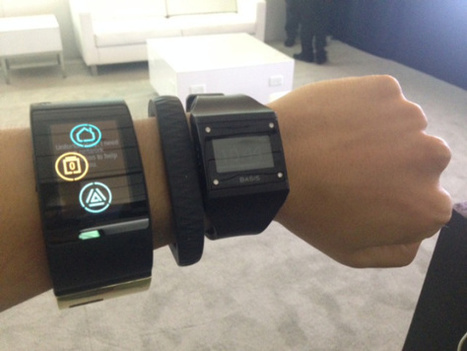 Will.i.am takes on Google and Apple with the Puls: A wrist-mounted, wearable phone   Electronics news   Scoop.it
