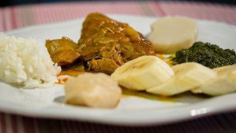 La Moambe - RTBF Un gars un chef | CONGOPOSITIF | Scoop.it