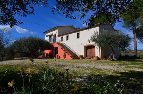 Best Le Marche Properties for Sale:  Country House, Treia | Le Marche Properties and Accommodation | Scoop.it