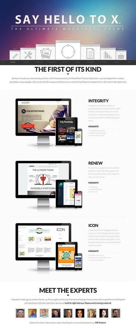 X Theme - World Wordpress Themes and Templates | WordPress Themes & Plugins | Scoop.it