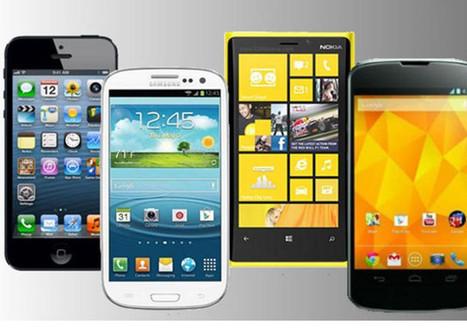 Las ventas de smartphones superan los 1.000 millones en 2013 - MuyComputer   Smart Experiences Edition   Scoop.it