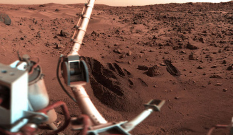 We're '99 percent sure' we discovered life on Mars in 1976   Binterest   Scoop.it