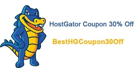 BestHGCoupon30Off → 30% Off HostGator Coupon Code | Best Hosting Coupon Codes | Scoop.it