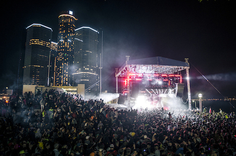 Movement 2014: Underground Resistance, Richie Hawtin, and Carl Cox lead the full festival lineup | DJing | Scoop.it