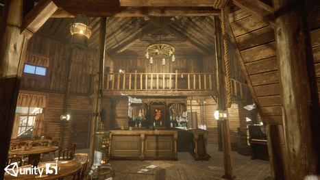 UNITY 5 AND UE4 COMPARISON   Game dev things to look into u know   Scoop.it