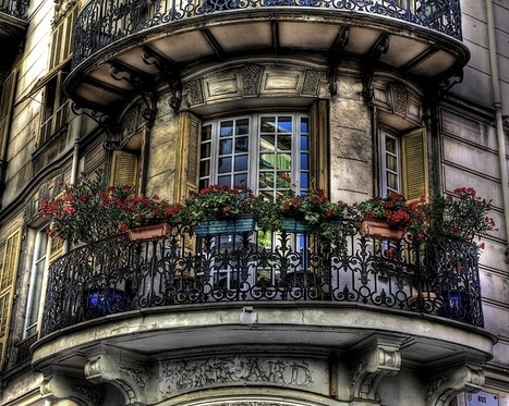 French balcony for modern home design home de for What is a french balcony