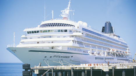 Luxury cruise influx a win for Australia | Australian Tourism Export Council | Scoop.it